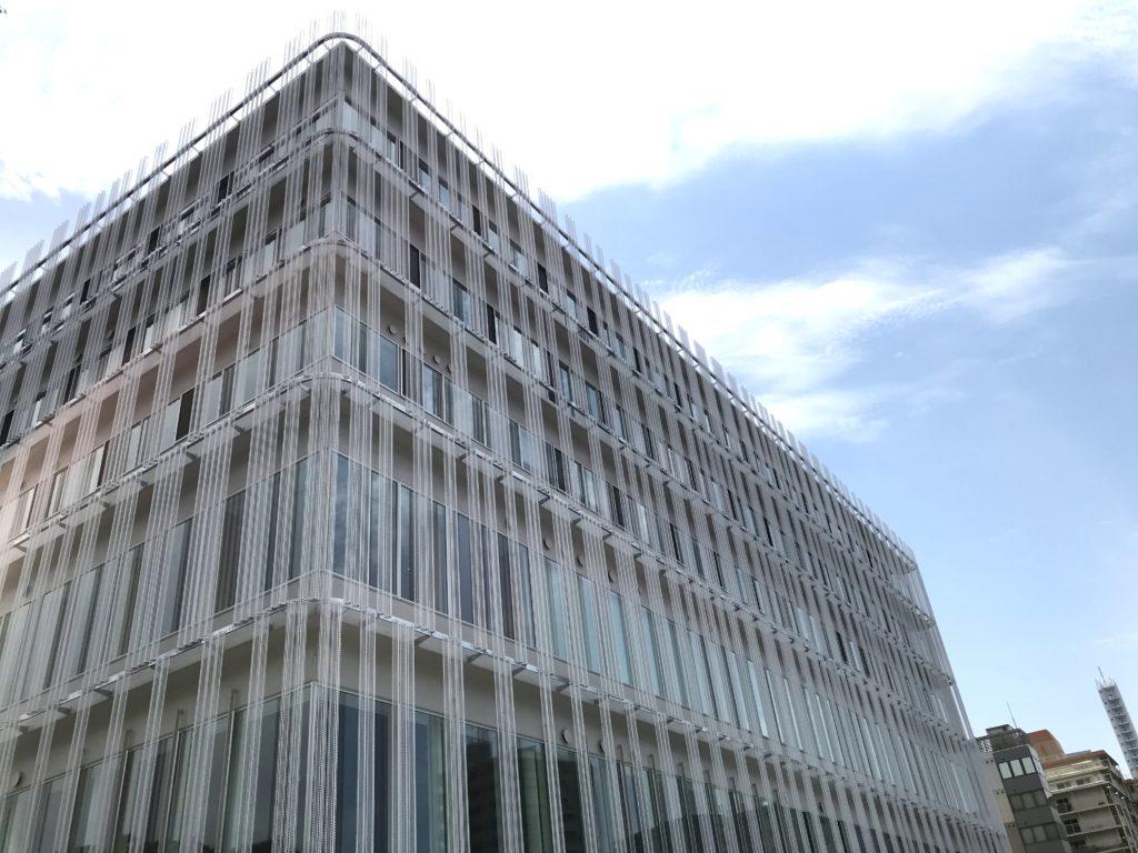 新大宮図書館の外観